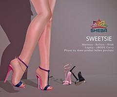 [Sheba] Sweetsie Heels for Fly Buy Fridays Sale