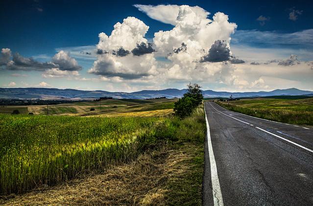 Arrivederci Toscana bella