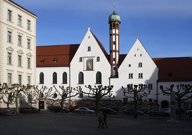 Augsburg: Maria Stern