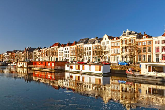Middelburg harbor