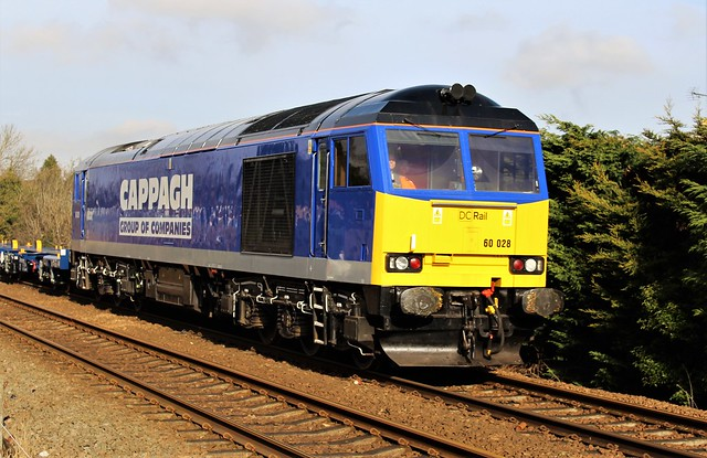 DC Rail 60028 - Mansfield Woodhouse