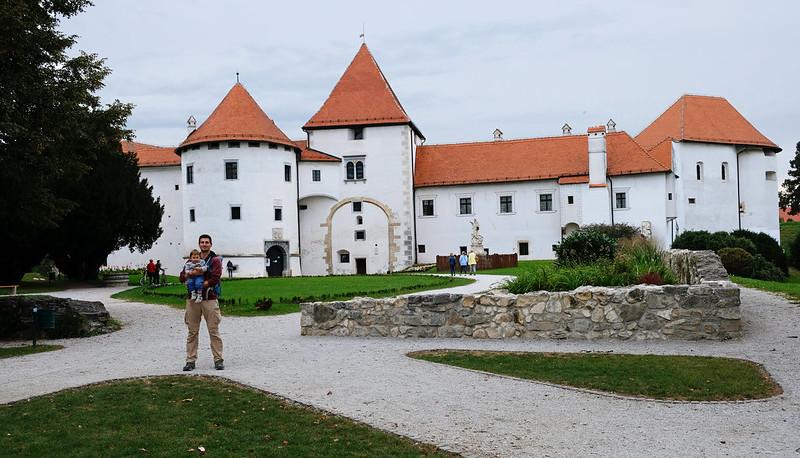 Varaždin Castle, Croatia