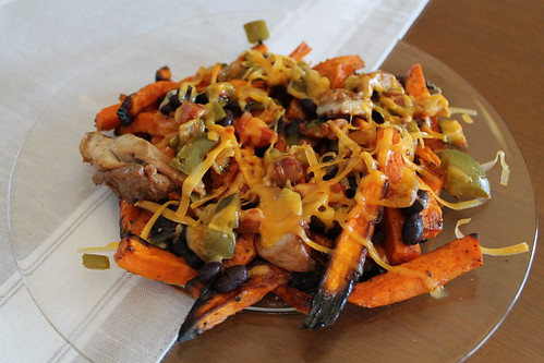 Spicy Fries