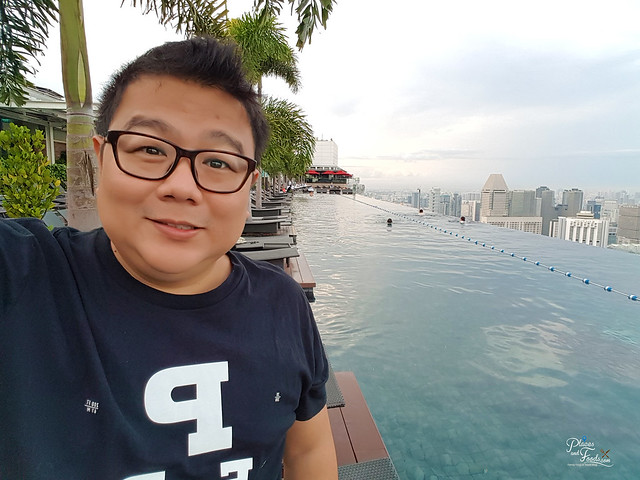 marina bay sands singapore places and foods