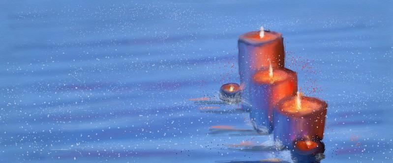 Munich Candles
