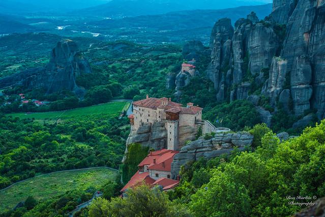 Meteroa Lower Monasteries