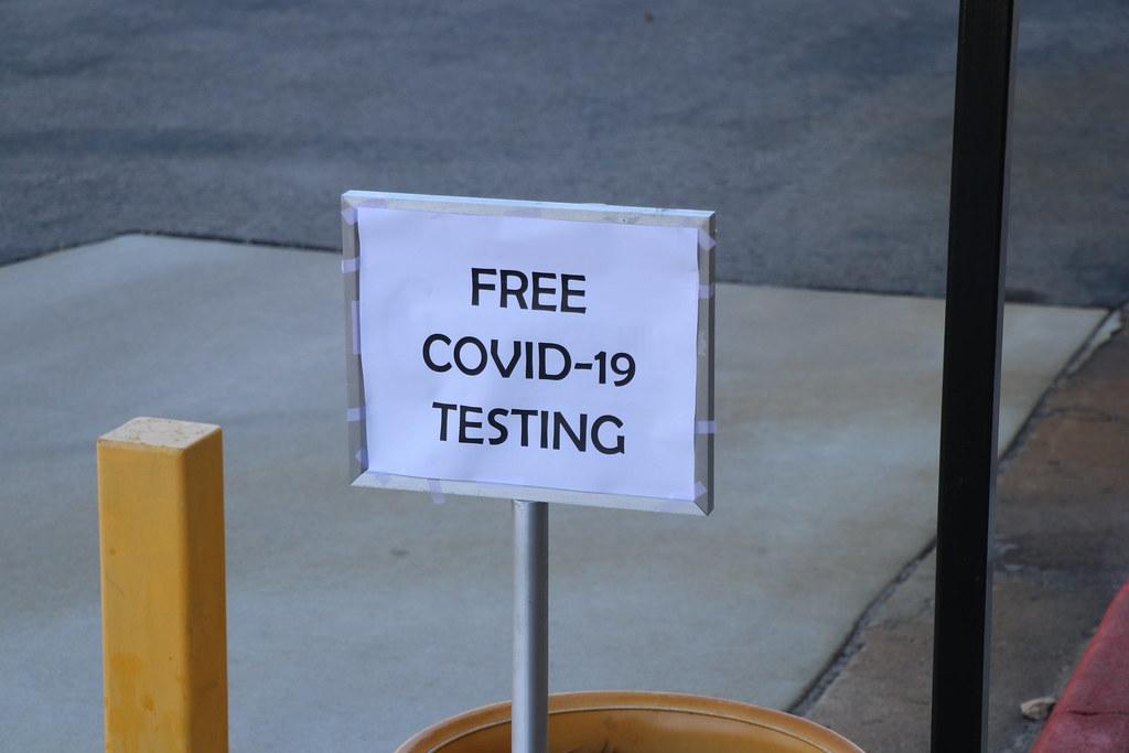 Wichita College Hill COVID testing