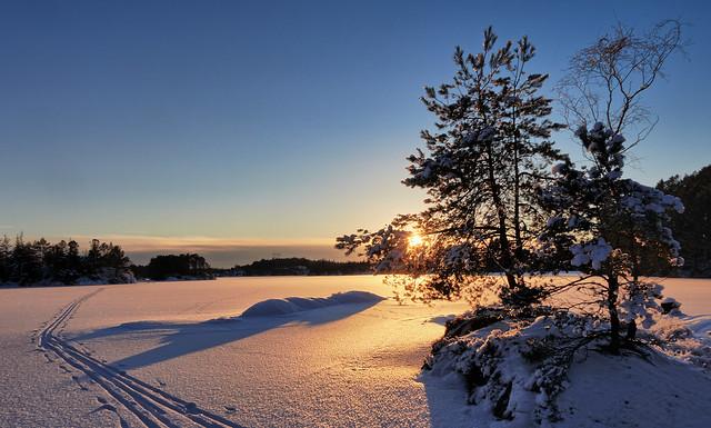 Tuastadvatnet, Norway