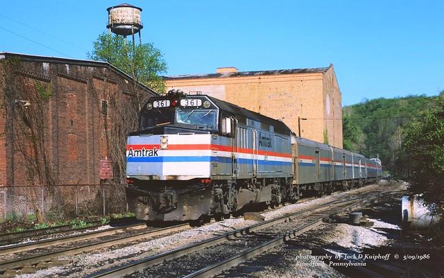 AMT 361, 440, Broadford, PA. 5-09-1986