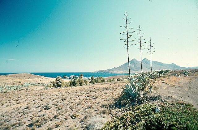 Andalousie 1977 - Cabo de Gata