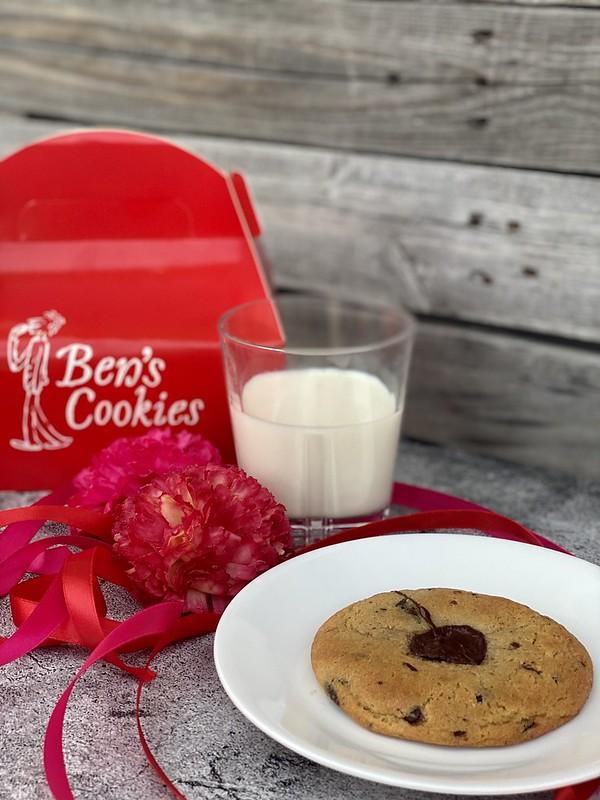 Ben's Cookies Valentine's Day