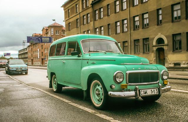 Volvo PV 210 Duett