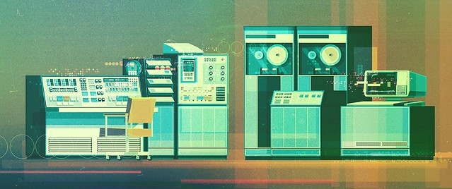 Illustration par James Gilleard