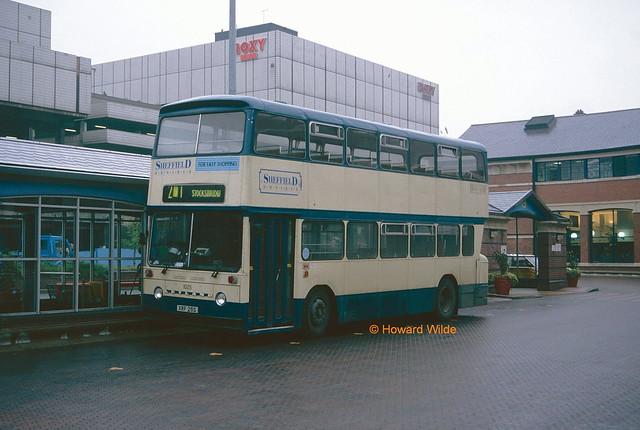 Basichour (Sheffield Omnibus), Ecclesfield 1025 (XRF 25S)
