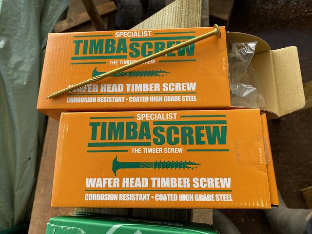 Timba screws