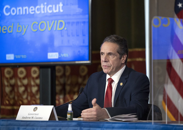 Governor Cuomo Holds Briefing on COVID-19 Response - 2/5/21