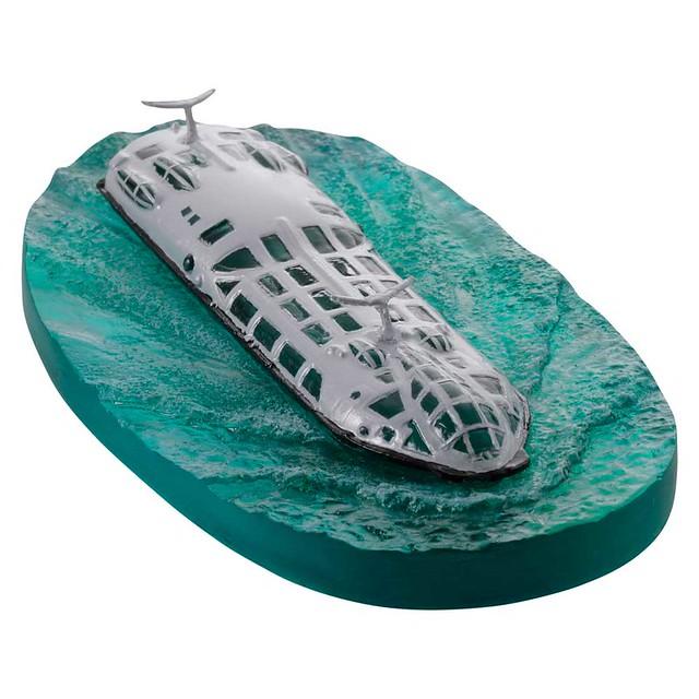 淺草名物盡收掌中!海洋堂 淺草文化特產立體模型