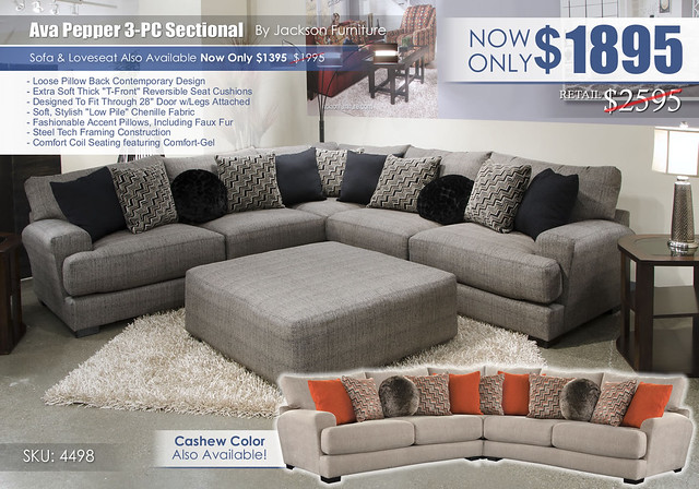 Ava Pepper 3-PC Sectional 4498_update_2021