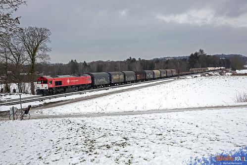 DE 6302 . Crossrail . 45576 . Aachen . 26.01.21.