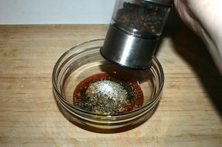 06 - Season with salt & pepper / Mit Salz & Pfeffer würzen