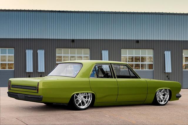 68'Plymouth Valiant