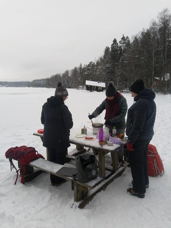 tampaja järvi kirkkonummi-2