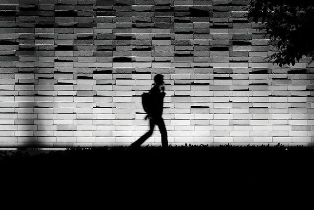 Night silhouette [Explored#24]