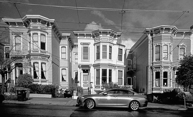 Hill Street, San Francisco