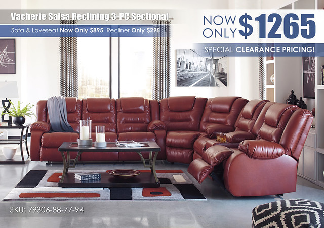 Vacherie Salsa Reclining 3PC Sectional_79306-88-77-94-T095_2021