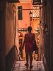 Corfu alleyways