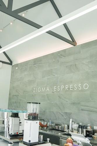 คาเฟ่ Zigma Espresso โคกกลอย พังงา