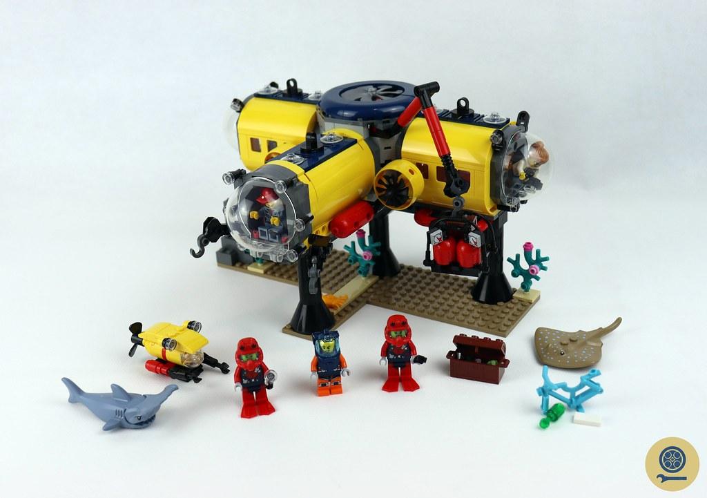 60265 Ocean Exploration Base 1