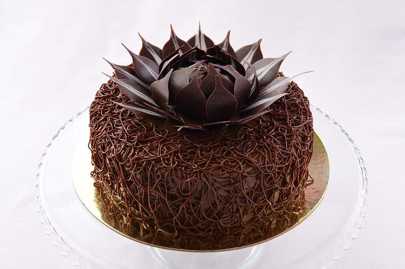 Chef Jessie's Valentine's Day Cake