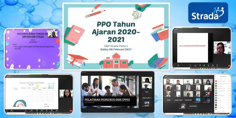 PELATIHAN PENGURUS OSIS 2021