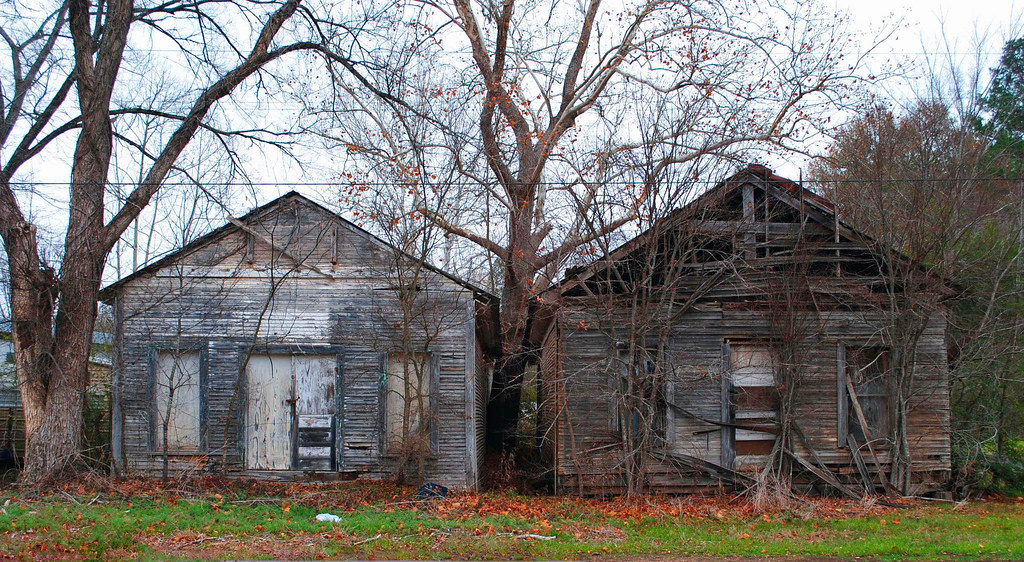 Ruins of Ponta, Texas