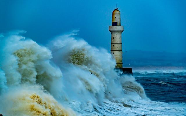 Aberdeen South Breakwater 06/02/2021.