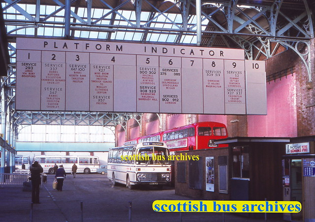 LORD STREET BUS STATION, SOUTHPORT