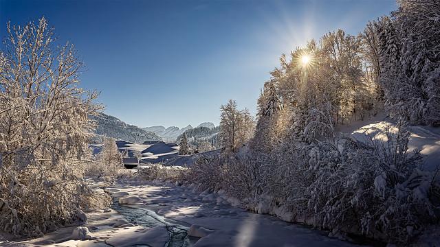 WINTER WONDERLAND - SWITZERLAND