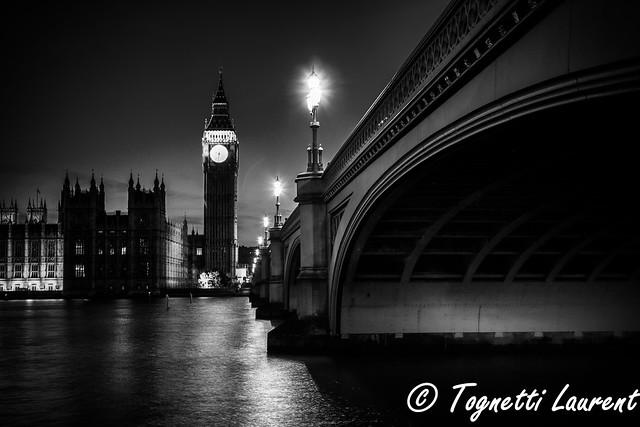 c'est beau, une ville la nuit !