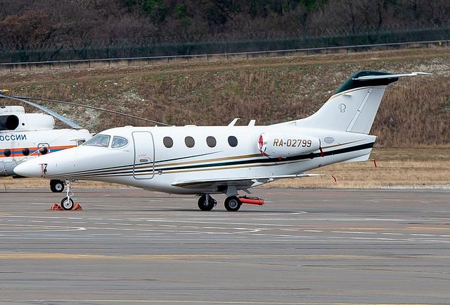 RA-02799 Hawker Beechcraft 390 Premier IA