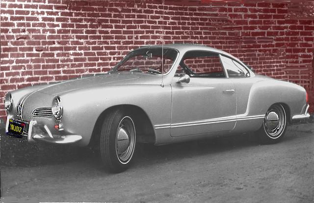 1960 Karmann Ghia Type 14 Coupe