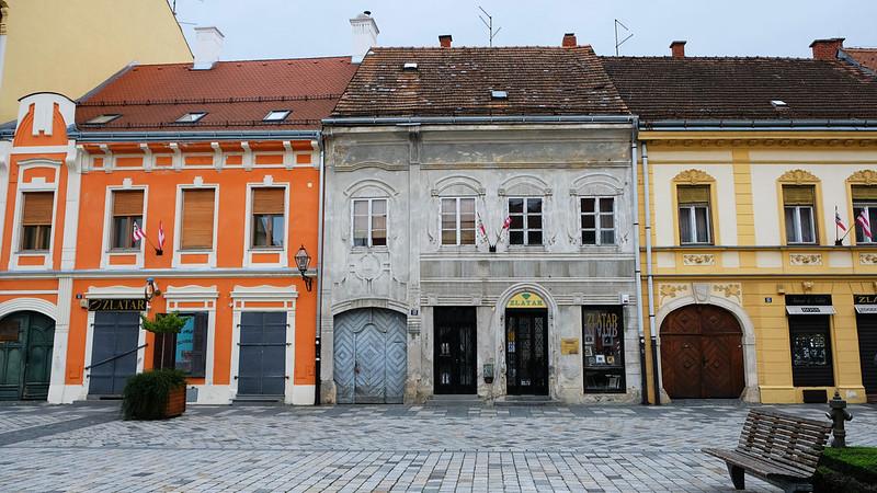 Franjevački Square, Varaždin