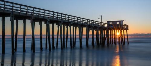 avalonnj dock longexposure sunrise beachsunrise newjersey jerseyshore