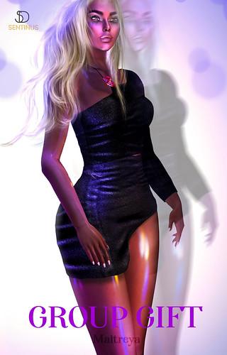 SENTINUS - Group Gift Skirt&Top