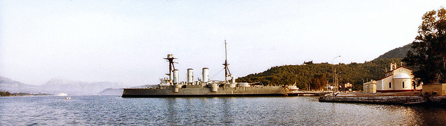 1983 - Poros - Warship WWI