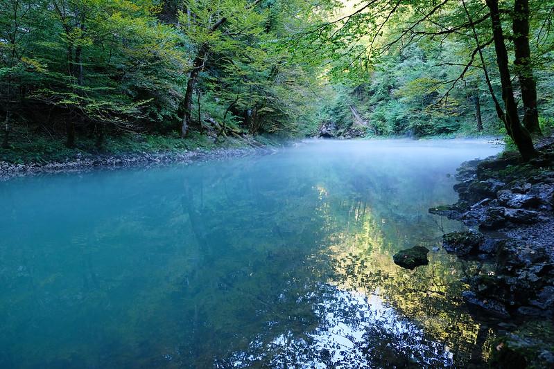 River Kupa, Risnjak National Park, Croatia