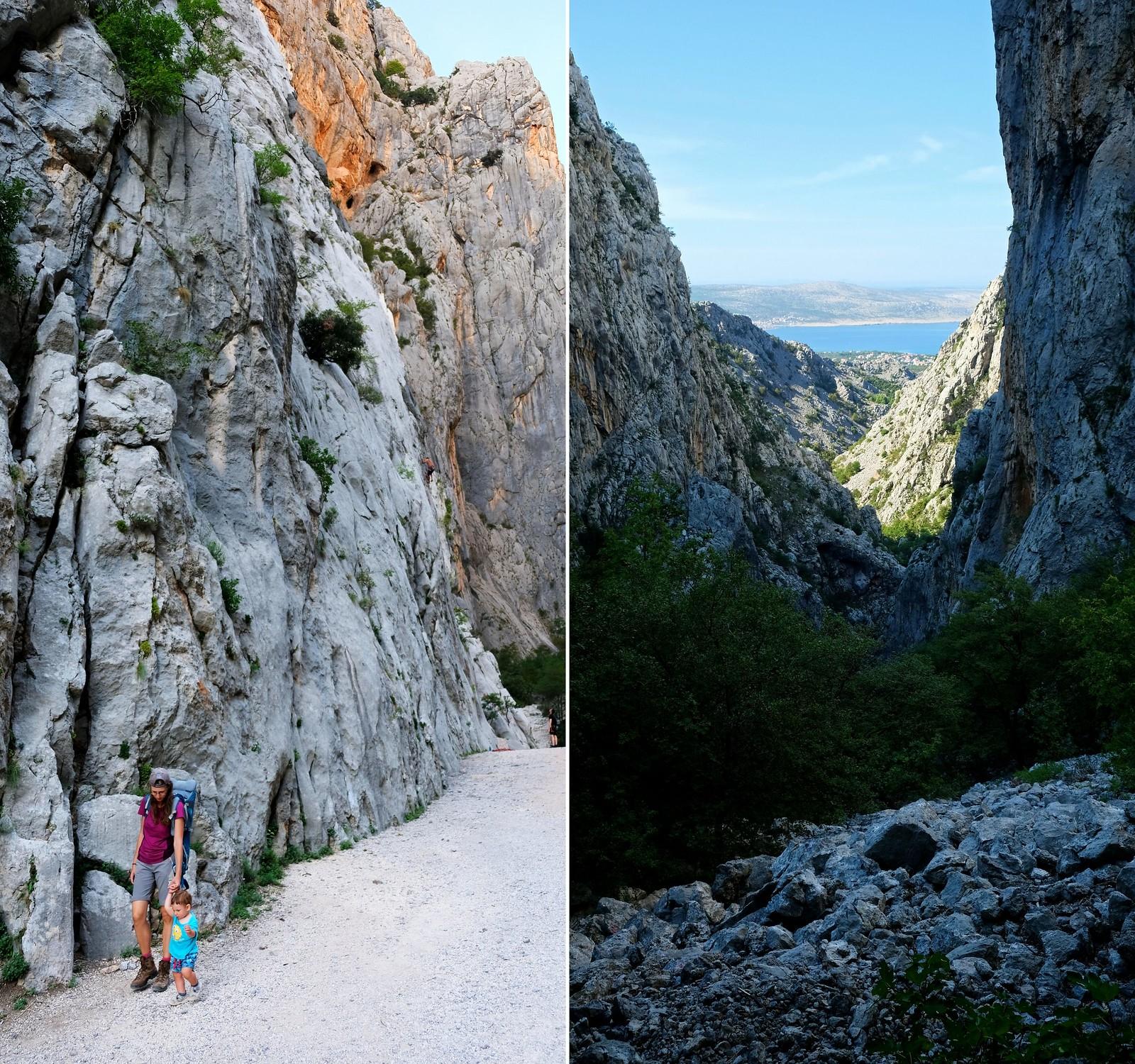 Paklenica National Park, Croatia
