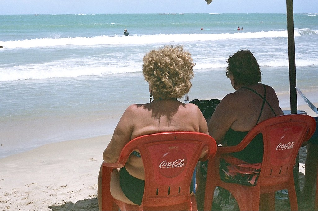 Bronzeado Coca Cola