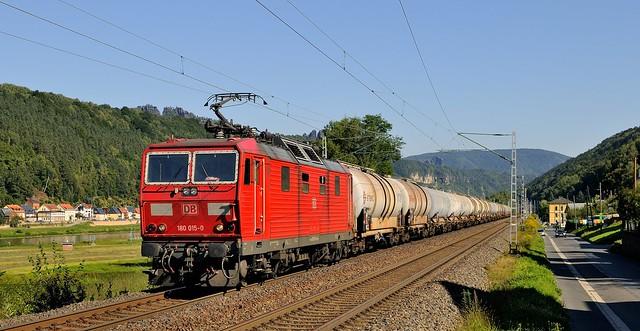Krippen, DB Schenker 180 015-0