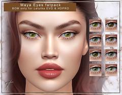 Tville  Maya Eyes BoM pack